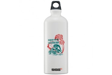 Wavefront Doheny State Beach Sigg Water Bottle 1.0L by CafePress