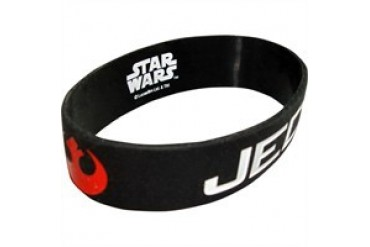 Star Wars Jedi Rebel Alliance Rubber Wristband