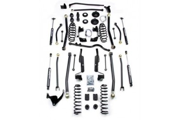 TeraFlex 6 Inch Elite LCG Long Arm Lift Kit 1257602 Complete Suspension Systems and Lift Kits