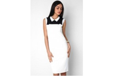 Urban Twist Tuxedo Dress