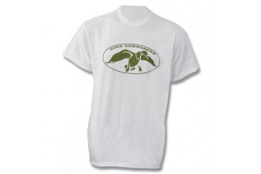 Duck Commander T-Shirt - White - L