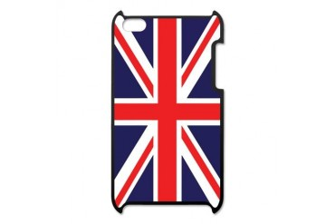 Union Jack iPod Touch 4 Case