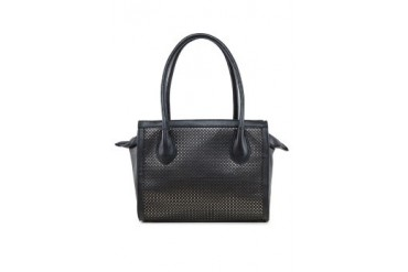 Faux Nappa Leather Tote
