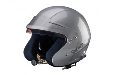 Sabelt Helmet Series RH-310 Snell SA2010 Rated with Intercom Grey - XXL