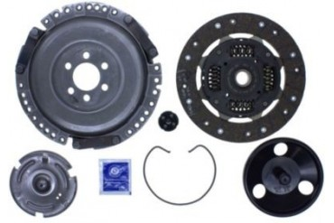 1987-1992 Volkswagen Jetta Clutch Kit Sachs Volkswagen Clutch Kit K70037-04 87 88 89 90 91 92