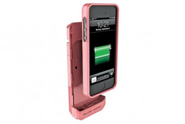 Yellow Jacket Stun Gun Case for iPhone