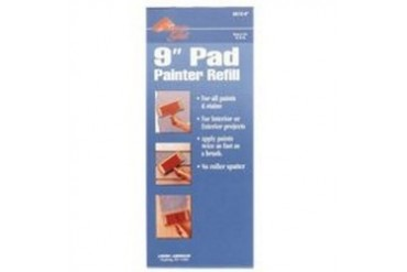 12 Pack Linzer Products 8010-9 9 Pad Painter Refill(8000-9 )