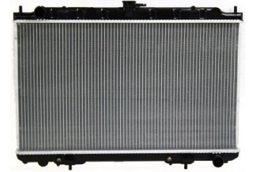 2002-2003 Nissan Maxima Radiator Replacement Nissan Radiator P2612 02 03