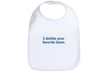 IDYFT Sports Bib by CafePress