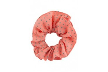 Large Polka Dot Scrunchie