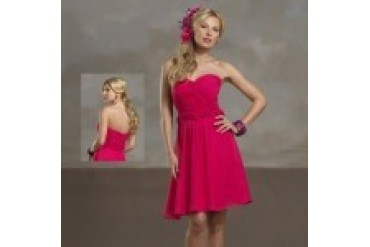 "Forever Yours ""In Stock"" Bridesmaid Dress - Style 7950"