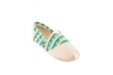 Beatrix Embroidered Slip-ons