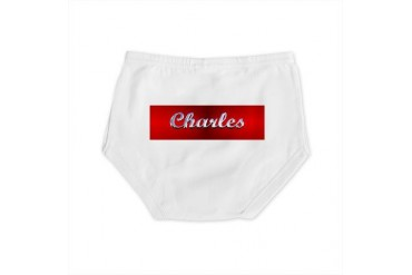 Chrome Charles.jpg Unique Diaper Cover by CafePress