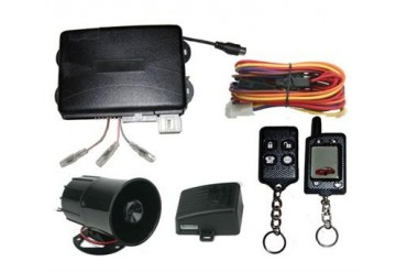 Electric Life Remote Start and Alarm System  95730 Security Alarms