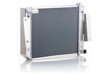 Be Cool Dual Core Radiator Module Assembly for GM V8 Engines with Standard Transmission 81220 Radiator