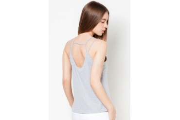 EZRA BASICS by ZALORA Strappy Cami