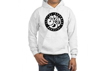 SOBO MAGAZINE Music Hooded Sweatshirt by CafePress