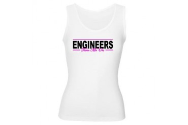 Engineers Turn Me On Engineers Women's Tank Top by CafePress
