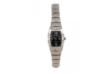 Omax JH0134SG Alloy Silver Watch