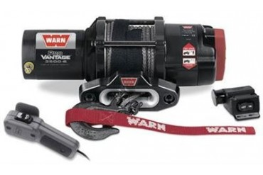Warn ProVantage 3500-S Winch 90351 3,000 to 6,000 lbs. ATV Winches