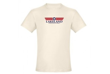 Lakeland Pride Florida Organic Men's Fitted T-Shirt by CafePress