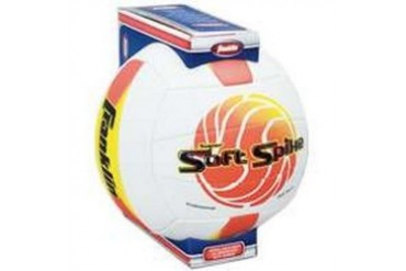 6 Pack Franklin Sports Inc. 5487 Super Soft Spike Volleyball