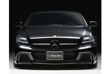 Wald International Black Bison Front Bumper Mercedes-Benz CLS 11