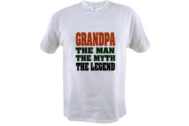 Grandpa - The Legend Value T-shirt