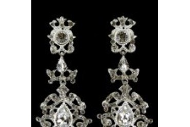 "Jim Ball ""In Stock"" Earrings - Style CE414-CS"