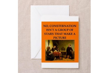 19.png Funny Greeting Card by CafePress