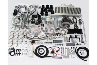 GTM 550HP STG1.5 SUPERCHARGER TURN KEY KIT Nissan 370Z 09-14