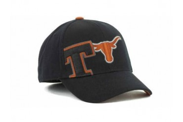 Texas Longhorns NCAA TOW Clutch Stretch Fitted Hat