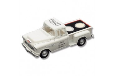 Frost Cutlery 1:28 Scale 1957 Chevrolet Cameo Pickup & State Quarters Gift Set - Ohio