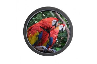 Duces Wild series 2 Pets Wall Clock by CafePress