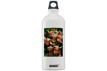 Pink Sigg Water Bottle 1.0L by CafePress