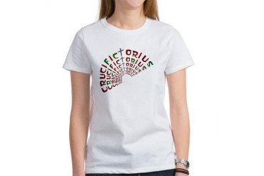 Crucifictorious Women's T-Shirt