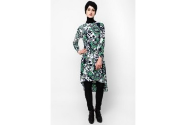 Wulan Moslem Boutique Green Layer