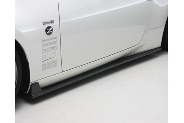 INGS Sport Side Step Carbon Nissan 370Z 09-14
