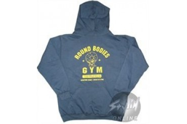 Simpsons Round Bodies Hooded Sweatshirt