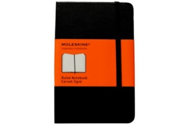 Classic Hard Ruled Notebook Pocket
