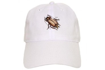 Cockroach Insect Animals Cap by CafePress