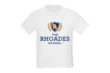 Rhoades Logo Kids Light T-Shirt
