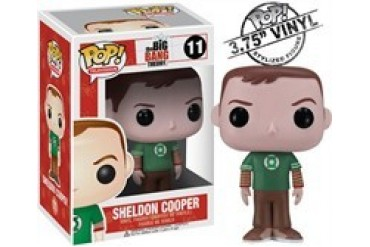 Big Bang Theory Sheldon Cooper Pop! Television Figurine