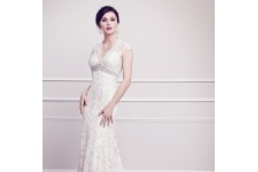 Kenneth Winston Wedding Dresses - Style 1584