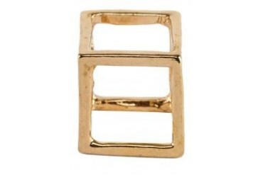 Fox's Accessories Dickie Cube Ring