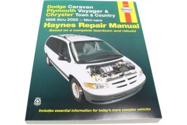 1996-2002 Dodge Caravan Manual Haynes Dodge Manual 30011 96 97 98 99 00 01 02