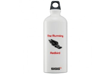 Runner Sigg Water Bottle 1.0L by CafePress