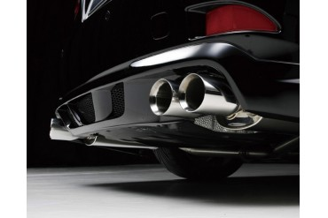 Wald International DTM Sport Exhaust System Lexus IS250 IS350 06-10