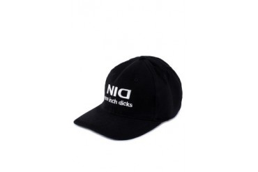 Crazeecausa NID Fitted Cap