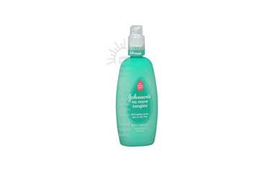 Johnsons No More Tangles Detangling Spray 10 oz